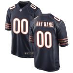 Men's Chicago Bears Nike Navy Vapor Limited Jersey