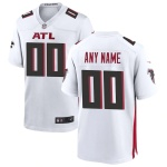 Men's Atlanta Falcons Nike White Vapor Limited Jersey