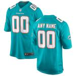 Men's Miami Dolphins Nike Aqua Vapor Limited Jersey