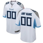 Men's Tennessee Titans Nike White Vapor Limited Jersey