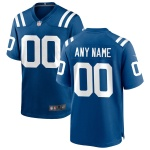 Men's Nike Indianapolis Colts Royal Vapor Limited Jersey