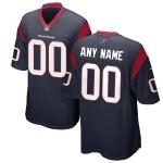 Men's Houston Texans Nike Navy Vapor Limited Jersey