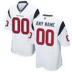 Men's Houston Texans Nike White Vapor Limited Jersey