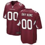 Men's Arizona Cardinals Nike Cardinal Vapor Limited Jersey