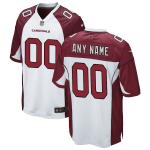 Men's Arizona Cardinals Nike White Vapor Limited Jersey