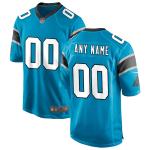 Men's Carolina Panthers Nike Blue Alternate Vapor Limited Jersey