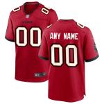Men's Nike Tampa Bay Buccaneers Red Vapor Limited Jersey