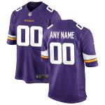 Men's Minnesota Vikings Nike Purple Vapor Limited Jersey