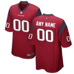 Men's Houston Texans Nike Red Alternate Vapor Limited Jersey