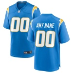 Men's Los Angeles Chargers Nike Powder Blue Vapor Limited Jersey