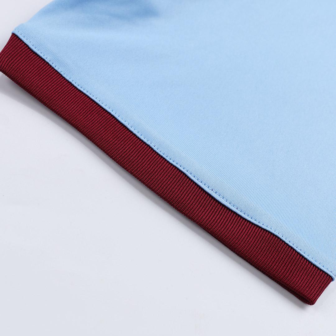 20/21 West Ham United Home Blue&Red Soccer Jerseys Shirt