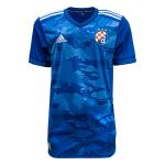 20/21 Dinamo Zagreb Home Blue Soccer Jerseys Shirt