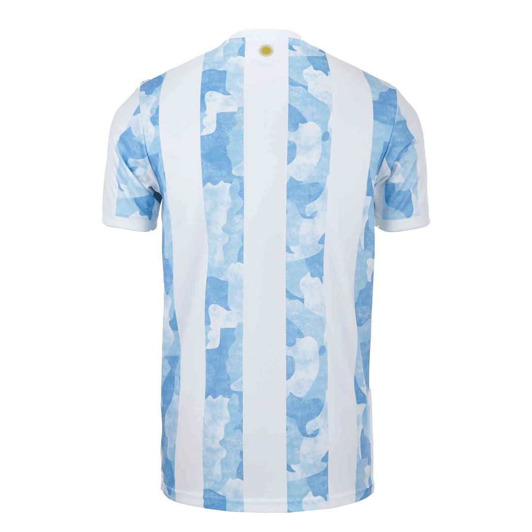 Argentina Home Jersey 2021