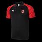 AC Milan Polo Shirt 2020/21 - Red&Black