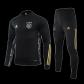 Ajax Sweatshirt Kit 2020/21 - Black (Top+Pants)