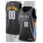 Brooklyn Nets NBA Jersey Swingman 2020/21 Nike Black - City
