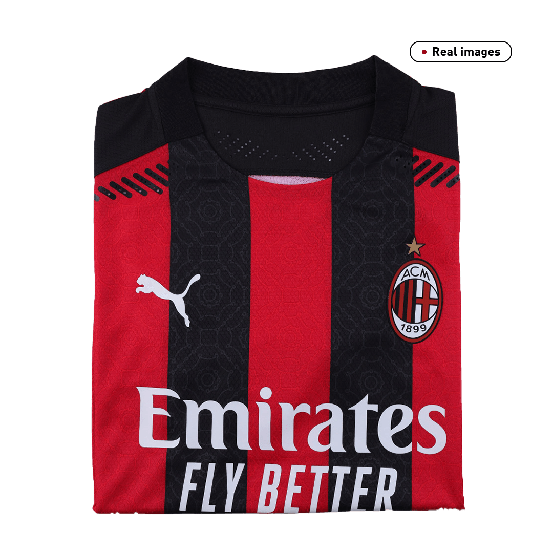 AC Milan Home Jersey Authentic 2020/21