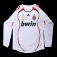AC Milan Away Jersey Retro 2006/07 - Long Sleeve