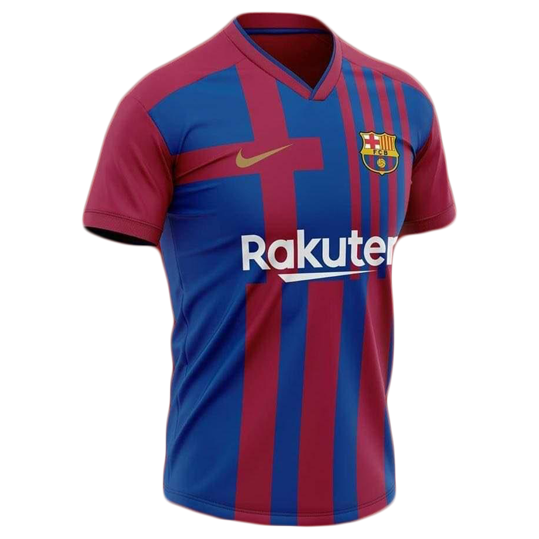 Barcelona Home Jersey Authentic 2021/22