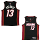 Brooklyn Nets Adebayo #13 NBA Jersey Swingman Nike - Black - City