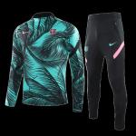 Barcelona Sweat Shirt Kit 2020/21 - Green