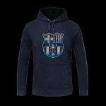 Barcelona Hoody Sweater 2020/21 - Navy