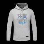 Barcelona Hoody Sweater 2020/21 - Gray