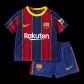 Barcelona Home Jersey Kit 2020/21