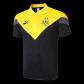 Borussia Dortmund Polo Shirt 2020/21 - Yellow&Black