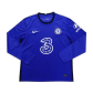 Chelsea Home Jersey 2020/21 - Long Sleeve