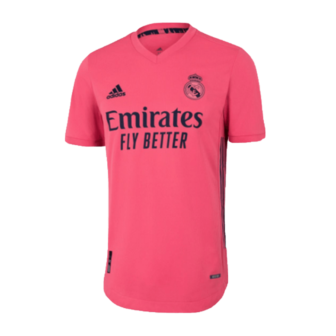 Real Madrid Away Jersey Authentic 2020/21