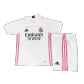 Real Madrid Home Jersey Kit 2020/21
