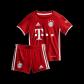 Bayern Munich Home Jersey Kit 2020/21