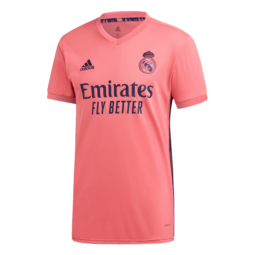 Real Madrid Away Jersey 2020/21