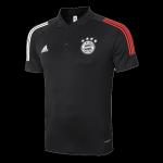 Bayern Munich Polo Shirt 2020/21 - Blue