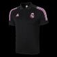 Real Madrid Polo Shirt 2020/21 - Black