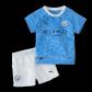 Manchester City Home Jersey Kit 2020/21