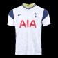 Tottenham Hotspur Home Jersey Authentic 2020/21