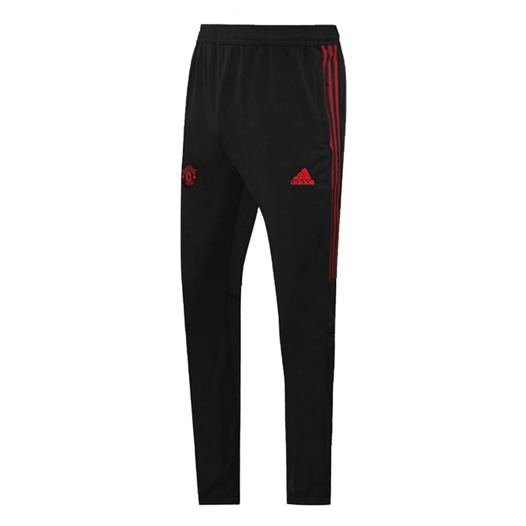 Manchester United Training Pants 2020/21 - Black&Red