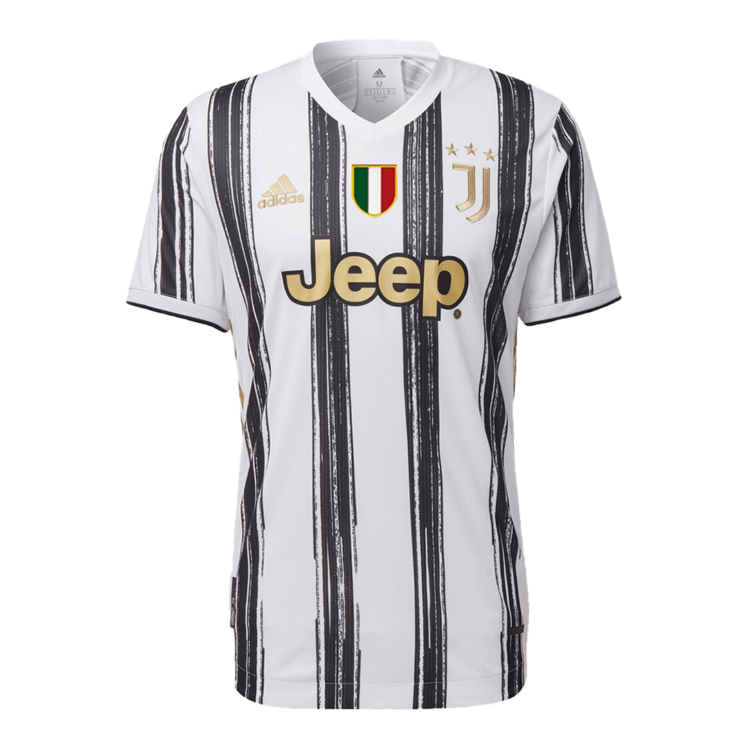 Juventus Home Jersey Authentic 2020/21