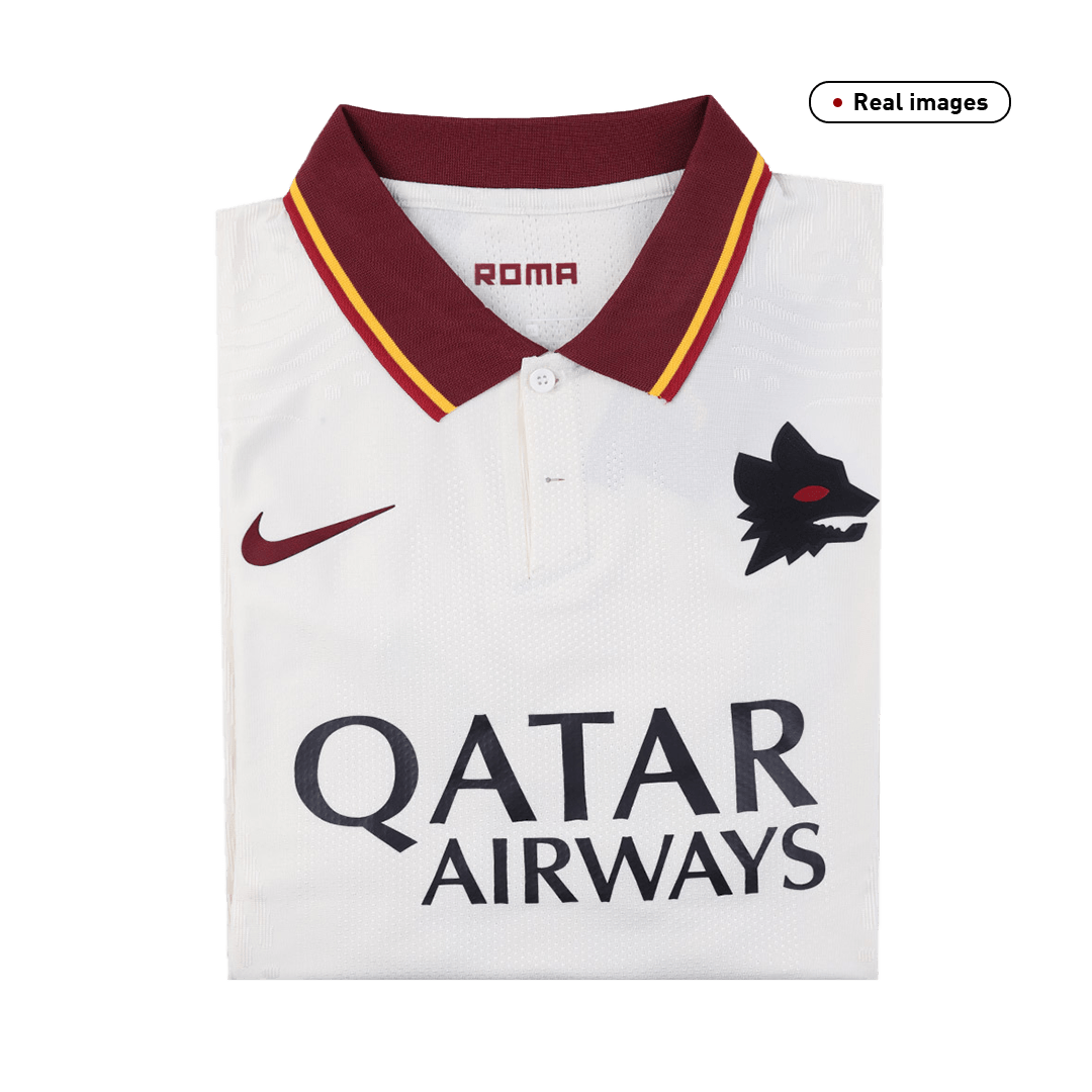 Roma Away Jersey Authentic 2020/21