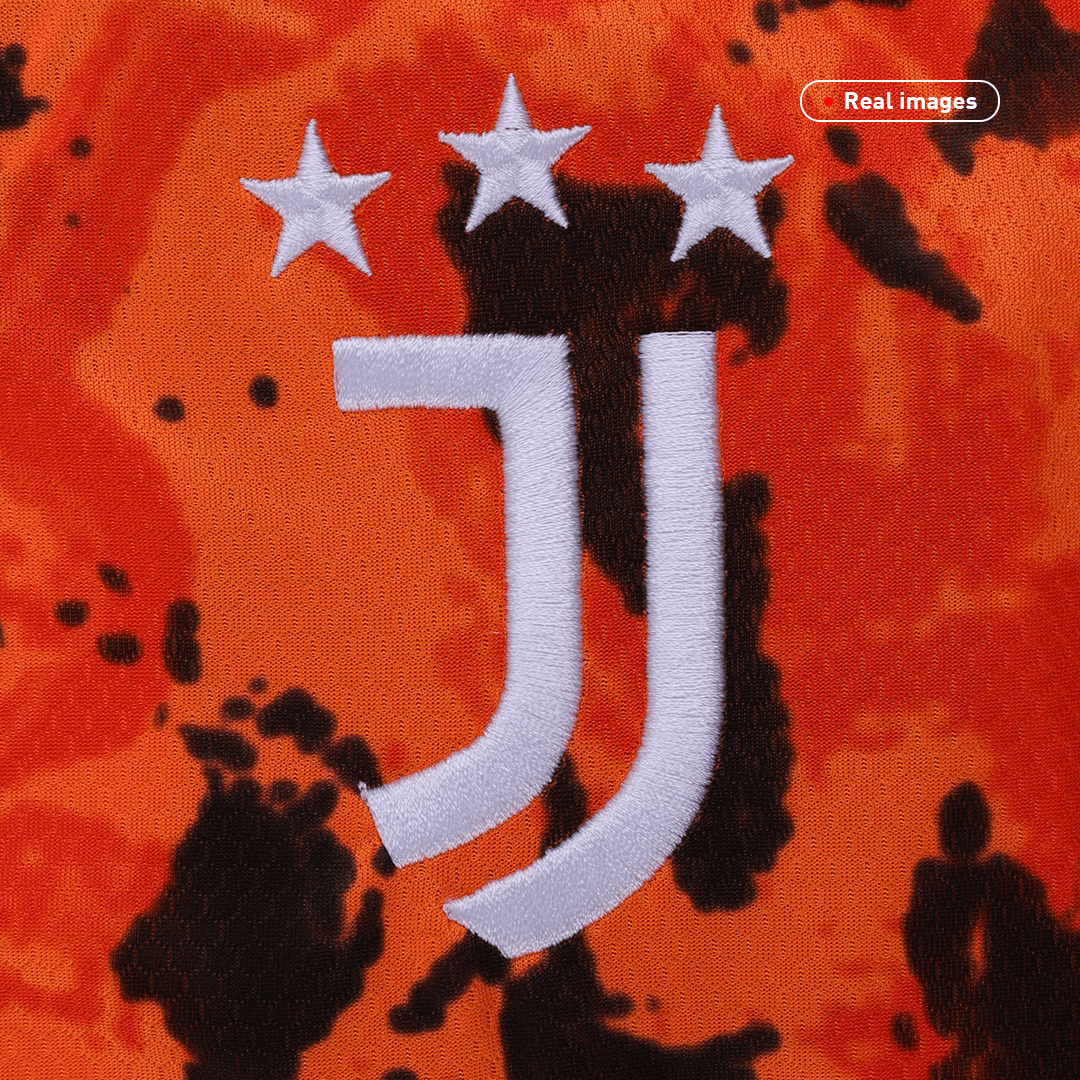 Juventus Third Away Jersey 2020/21