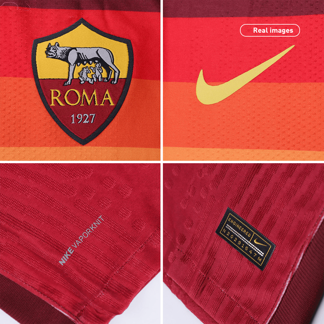 Roma Home Jersey Authentic 2020/21