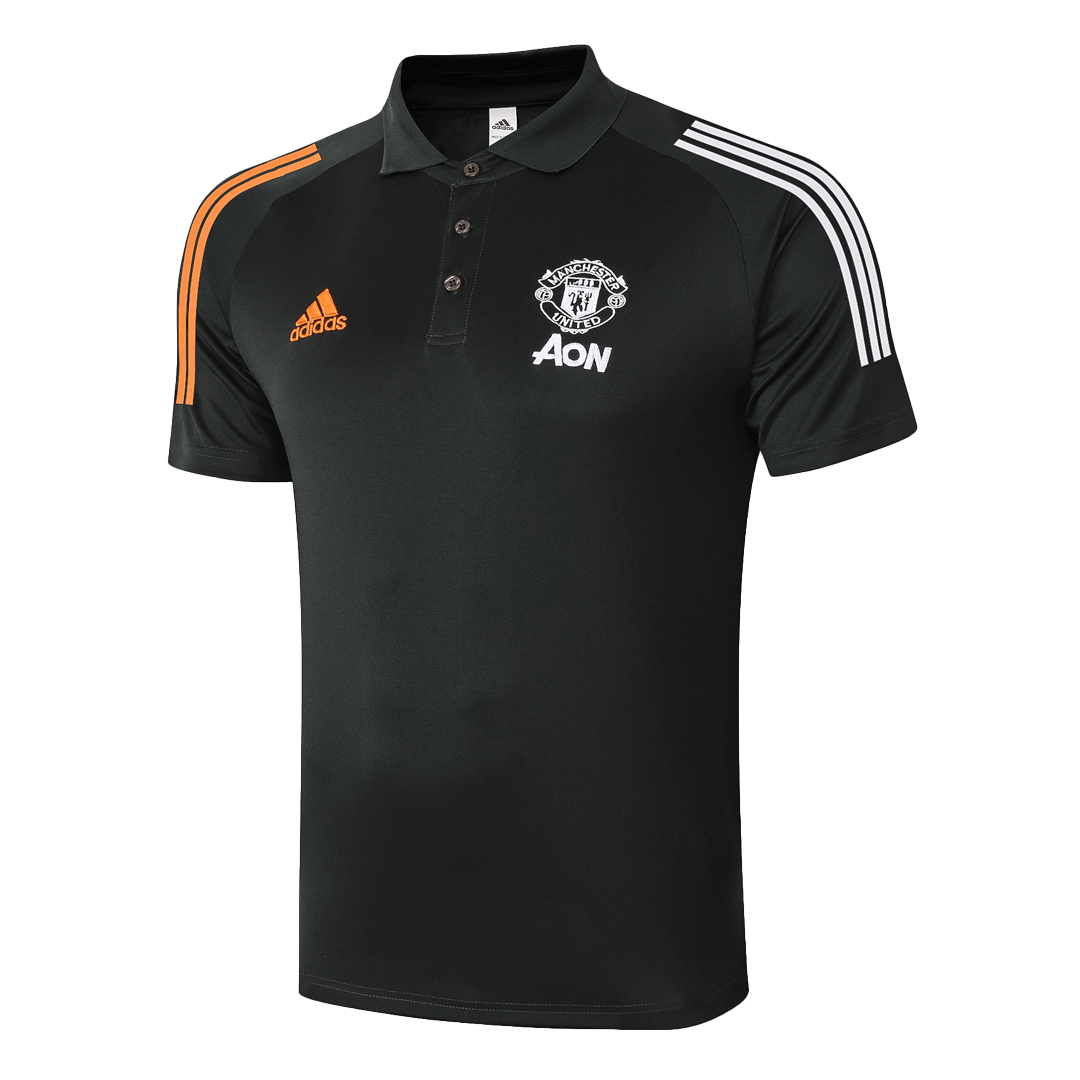 Manchester United Polo Shirt 2020/21 - Red