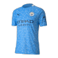 Manchester City Home Jersey Authentic 2020/21
