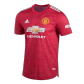 Manchester United Home Jersey Authentic 2020/21