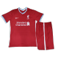 Liverpool Home Jersey Kit 2020/21