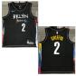 Brooklyn Nets Griffin #2 NBA Jersey Swingman 2021 Nike - Black