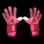 AD Pink ACE Goalkeeper Gloves