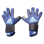 AD Purple ACE Goalkeeper Gloves